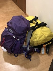 travel, On Minimalism: Packing or Unpacking