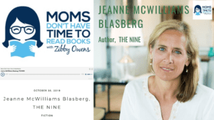 jeann-mcwilliams-blasberg-zibby-owens-moms-don't-have-time-to-read-books-podcast
