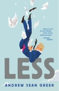 less, Less by Andrew Sean Greer