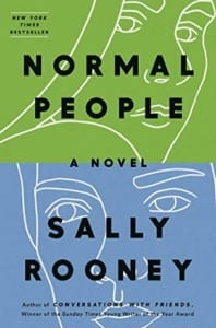 , Normal People by Sally Rooney