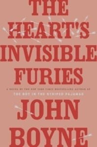 , The Heart's Invisible Furies by John Boyne