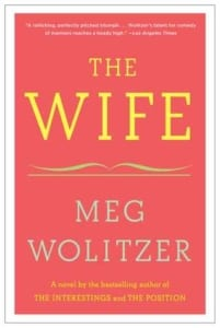 , The Wife by Meg Wolitzer